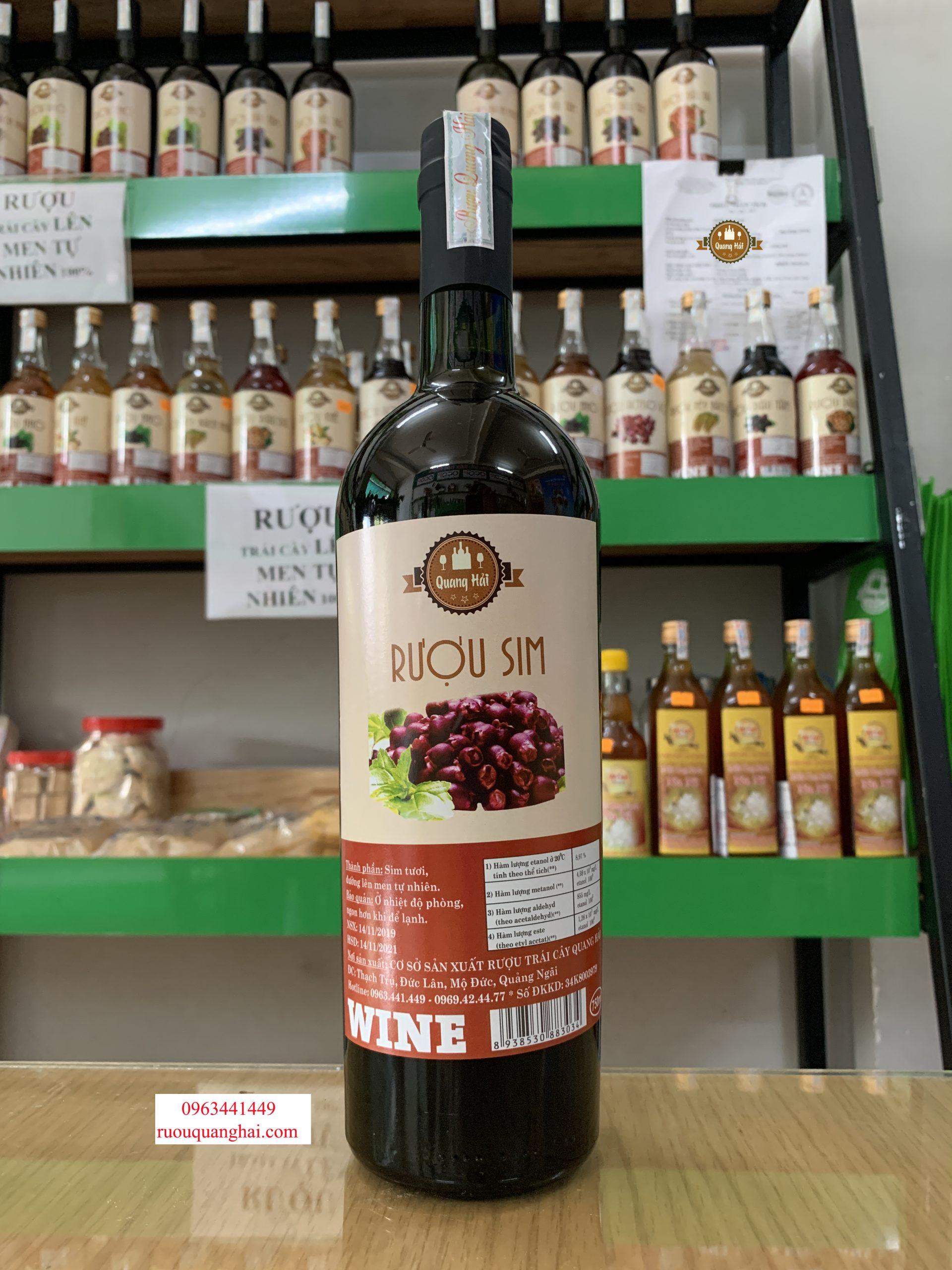Nên uống rượu Quang Hải Quảng Ngãi kết hợp với bữa ăn để phát huy công hiệu của sản phẩm