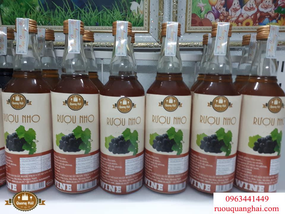 Rượu Nho Quang Hải hỗ trợ ngăn ngừa và điều trị nhiều bệnh cho cơ thể